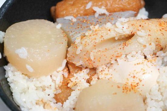 日本社团用电饭煲v社团美味关东煮心得网友美食图片