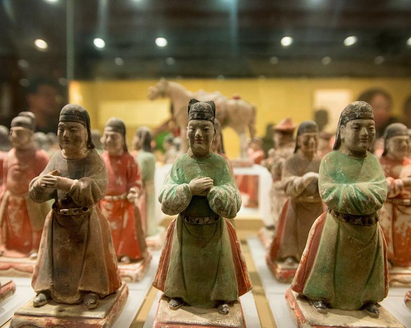 一日穿越千年 陕西历史博物馆里探宝【10】