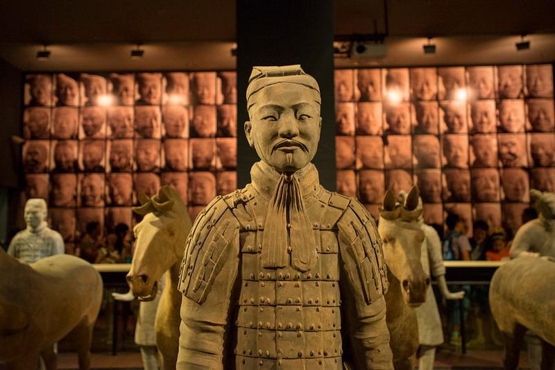 一日穿越千年 陕西历史博物馆里探宝【2】