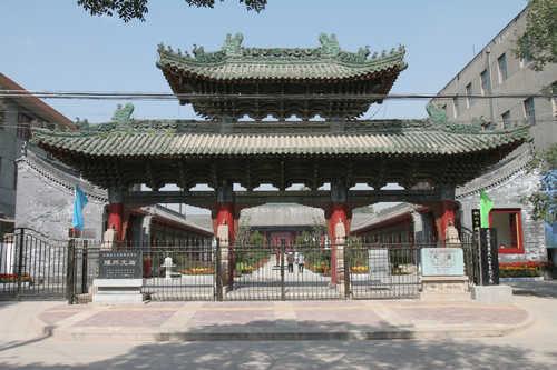 耀州区博物馆[图]