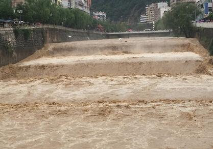镇安县城新区渔洞峡