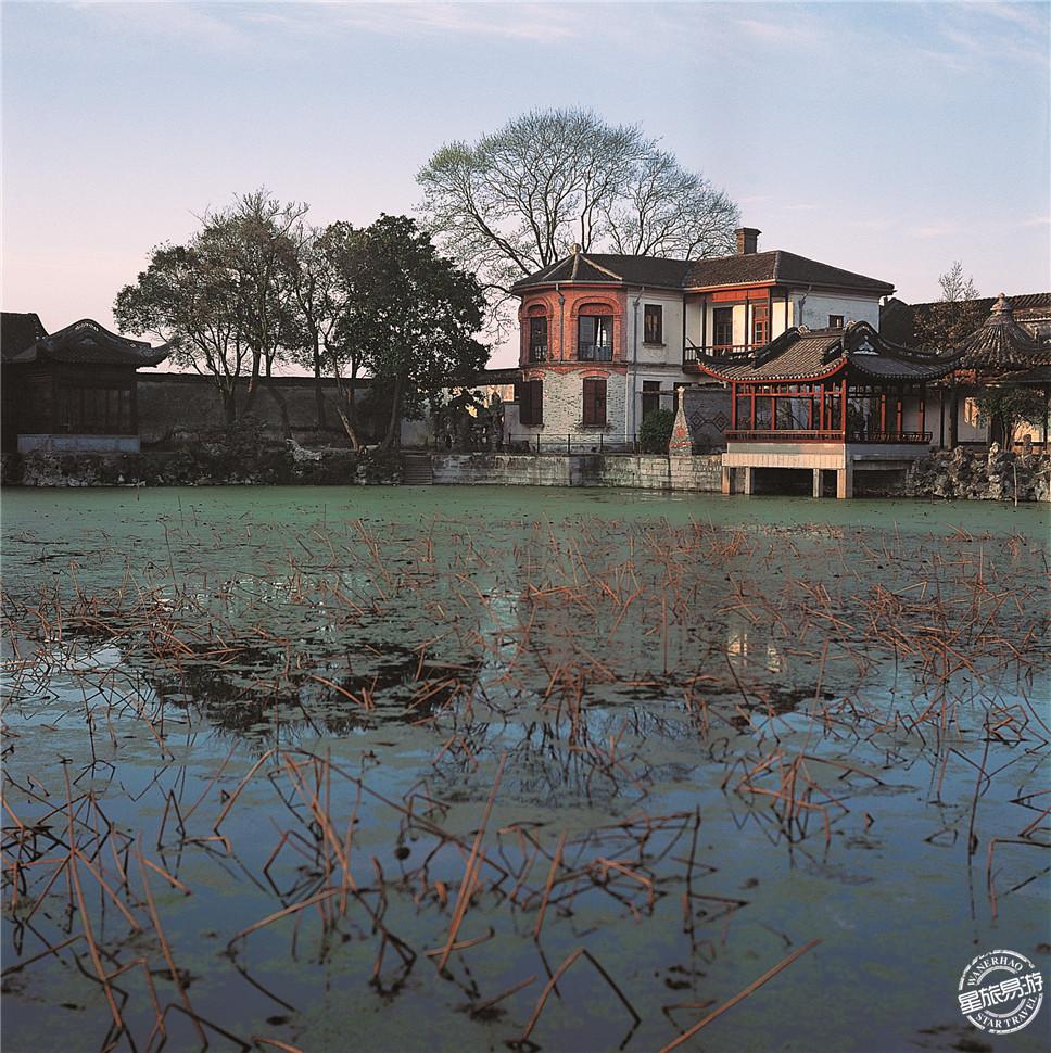 2015西安自驾游护照浙江景区 南浔古镇高清图片